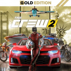 Игра Ubisoft Entertainment The Crew 2. Gold Edition (crew-2-gold) - Фото №1