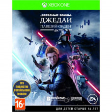 Игра Xbox Star Wars Jedi: Fallen Order [Xbox One, Russian version] (1055076) - Фото №1