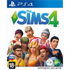 Игра SONY Sims 4 [PS4, Russian version] Blu-ray диск (1051218) - Фото №1