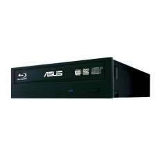Оптичний привід Blu-Ray/HD-DVD BW-16D1HT/BLK/B/AS ASUS OEM, записуючий, SATA, SATA, чорний, DVD-RAM, - Фото №1