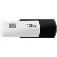 USB флеш накопитель GOODRAM 128GB UCO2 Colour Black&White USB 2.0 (UCO2-1280KWR11) - Фото №1