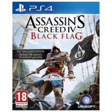 Игра SONY Assasin's Creed IV Черный флаг, на BD диске (8112653)