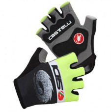 Рукавички для фітнесу Sidi Pippo 2 Summer Gloves No.2147 Black/Yellow Fluo L (PGUESPIPPO2L)