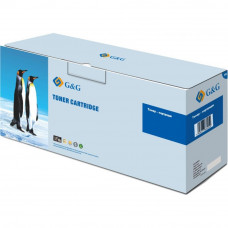 Картридж G&G для HP Color LJ CP1025/CP1025nw Yellow (G&G-CE312A)