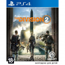 Игра SONY Tom Clancy's The Division 2 [PS4, Russian version] (8113407) - Фото №1