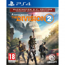 Игра SONY Tom Clancy's The Division 2. Washington D.C. Edition [PS4, R (8113391)