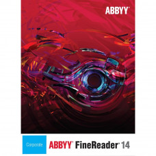 ПЗ для роботи з текстом ABBYY FineReader 14 Corporate. Лиц. terminal user (от 11 до 25) (AB-10770)