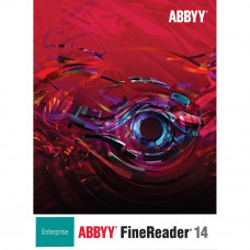 ПЗ для роботи з текстом ABBYY FineReader 14 Enterprise. Лиц. доступ (от 3 до 5) (AB-10791)