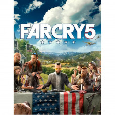 Игра PC Far Cry 5 (14829752) - Фото №1