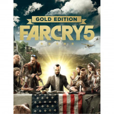 Игра Ubisoft Entertainment Far Cry 5. Gold Edition - Фото №1