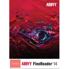 ПО для работы с текстом ABBYY FineReader 14 Standard (ESD) for personal use (AB-10760)