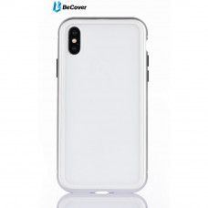 Чехол для моб. телефона BeCover Magnetite Hardware iPhone XS Max White (702944)