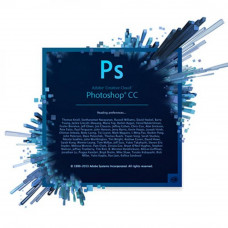 ПО для мультимедиа Adobe Photoshop CC teams Multiple /Multi Lang Lic New 1Year (65270823BA01A12) - Фото №1