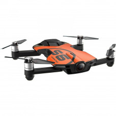 Квадрокоптер Wingsland S6 GPS 4K Pocket Drone 2Batteries Orange - Фото №1
