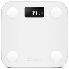 Весы напольные YUNMAI Mini Smart Scale White (M1501-WH) - Фото №1