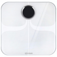 Весы напольные YUNMAI Premium Smart Scale White (M1301-WH) - Фото №1