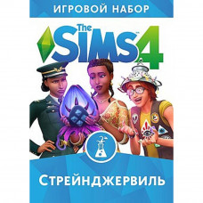 Игра PC The Sims 4: Стрейнджервиль. Дополнение (sims-4-strang) - Фото №1