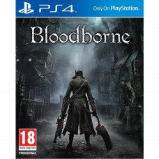 Игра SONY Bloodborne [PS4, Russian subtitles] Blu-ray диск (9438472) - Фото №1