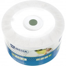 Диск CD MyMedia CD-R 700MB 52X Wrap Printable 50шт (69203) - Фото №1