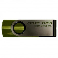 USB флеш накопитель Team 16GB Color Turn E902 Green USB 2.0 (TE90216GG01) - Фото №1