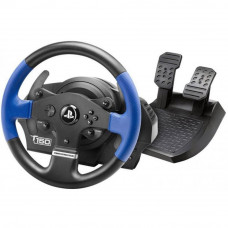 Руль ThrustMaster PC/PS4 T150 Force Feedback Official Sony licensed (4160628) - Фото №1
