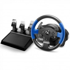 Кермо ThrustMaster PC/PS4 T150 RS PRO Official PS4 licensed (4160696) Колір - синій, чорний