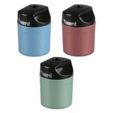 Точилка Axent with a container (assorted colors) (1153-А) - 1337234