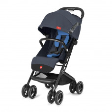 Коляска GB Qbit+ All-Terrain B Night Blue (619000123) - Фото №1