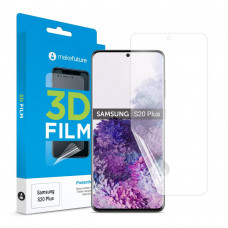 Пленка защитная MakeFuture Samsung S20 Plus 3D Film (MFT-SS20P) - Фото №1