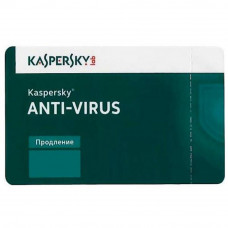 Антивирус Kaspersky Anti-Virus 4 ПК 2 year Renewal License (KL1171XCDDR) - Фото №1