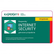 Антивирус Kaspersky Internet Security Multi-Device 2 ПК 2 year Renewal License (KL1939XCBDR) - Фото №1