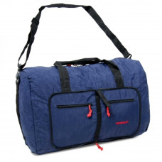 Сумка дорожная Members Holdall Ultra Lightweight Foldaway Small 39 Navy (HA-0021-NA) - Фото №1