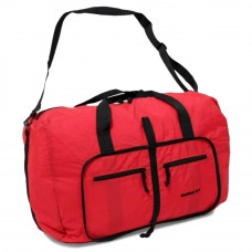 Сумка дорожная Members Holdall Ultra Lightweight Foldaway Small 39 Red (HA-0021-RE) - Фото №1