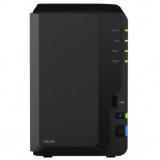 NAS Synology DS218 - Фото №1