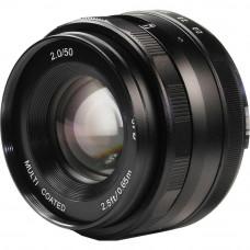 Объектив Meike 50mm f/2.0 MC E-mount для Sony (MKE5020) - Фото №1