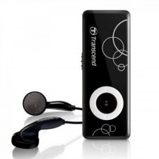 mp3 плеєр Transcend T.sonic 300 8GB Black (TS8GMP300K) 8 GB, без дисплею, MP3, WMA, WAV, без FM, без - Фото №1
