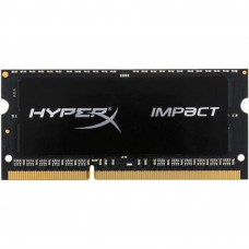 Модуль памяти для ноутбука SoDIMM DDR3L 8GB 1866 MHz HyperX Impact Kingston (HX318LS11IB/8) - Фото №1