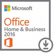 Офисное приложение Microsoft Office Home and Business 2016 Win AllLng PKLic Onln CEE Only (T5D-02322