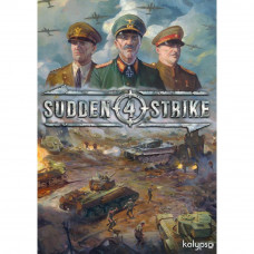 Игра PC Sudden Strike 4 - Фото №1