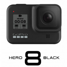 Экшн-камера GoPro Hero 8 Black Holiday Bundle (CHDRB-801) - Фото №1