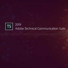ПО для мультимедиа Adobe Adobe TechnicalSuit 2019 8 Windows English AOO License TLP (65293036AD01A00) - Фото №1