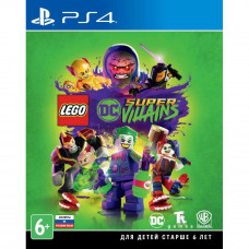 Игра SONY LEGO DC Super-Villains[Blu-Ray диск] PS4 (2216869) - Фото №1