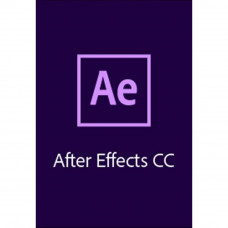 ПО для мультимедиа Adobe After Effects CC teams Multiple/Multi Lang Lic Subs New 1Yea (65297727BA01A12) - Фото №1