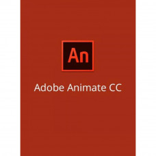 ПО для мультимедиа Adobe Animate CC / Flash Professional CC teams Multiple/Multi Lang (65297552BA01A12) - Фото №1