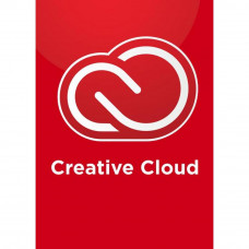 ПО для мультимедиа Adobe Creative Cloud teams Apps Multiple/Multi Lang Lic Subs New 1 (65297752BA01A12) - Фото №1