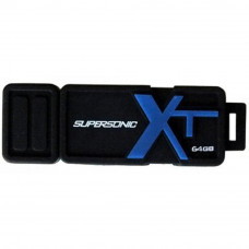 USB флеш накопитель Patriot 64GB SUPERSONIC BOOST XT USB 3.0 (PEF64GSBUSB) - Фото №1