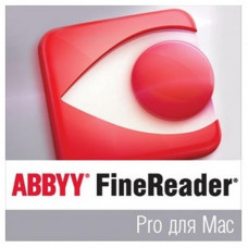 ПО для работы с текстом ABBYY FineReader Pro for Mac (ESD) for personal use (FR12PM-FMPL-X) - Фото №1