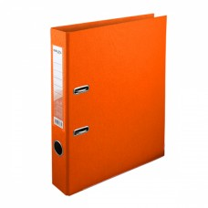 Папка - регистратор Delta by Axent double-sided PP 5 cм, assembled, orange (D1711-09C) - Фото №1