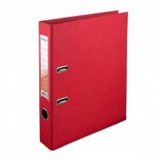 Папка - регистратор Delta by Axent double-sided PP 5 cм, assembled, red (D1711-06C) - Фото №1