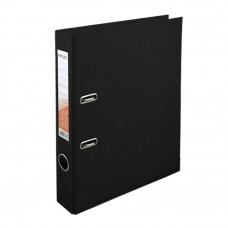 Папка - регистратор Delta by Axent double-sided PP 5 cм, assembled, black (D1711-01C) - Фото №1